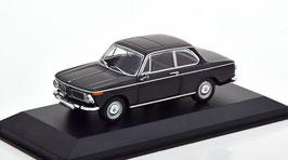 BMW 1600-2 1966-1971 schwarz