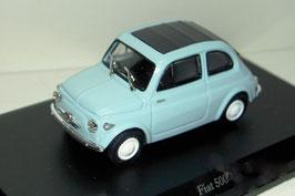 Fiat 500 Nuova 1957-1960 türkis/ schwarz