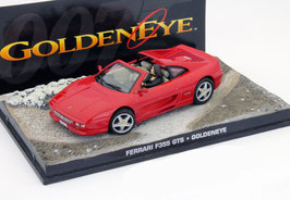 "Ferrari F355 GTS 1994-1999 rot ""James Bond 007 Edition / Goldeneye"""