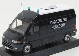 Fiat Ducato II Phase I 1999 Carabinieri Subacquei dunkelblau
