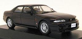 "Nissan Skyline GT-R Sedan R33 ""Autech Version 40th Anniversary""1998 purple met."