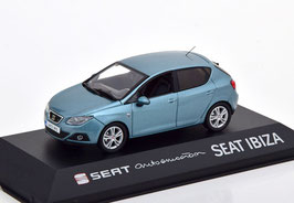 Seat Ibiza IV Phase I 2008-2012 hellblau met.