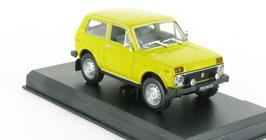 Lada Niva seit 1976 gelb