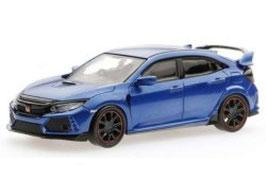 Honda Civic Type-R seit 2017 blau met.