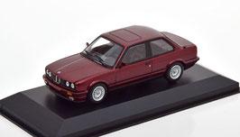 BMW 3er E30 Phase III 1987-1991 dunkelrot met.