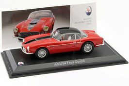 Maserati A6G Frua Coupé 1956-1957 rot / schwarz