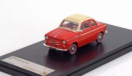 NSU Fiat Weinsberg 500 1959-1963 rot / beige