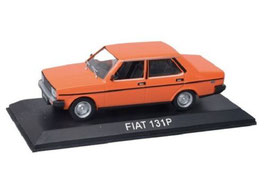 Fiat 131P Limousine 1978-1981 orange