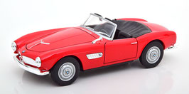 BMW 507 Roadster 1965-1959 rot