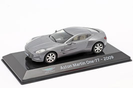 Aston Martin One-77 2009-2012 grau met.