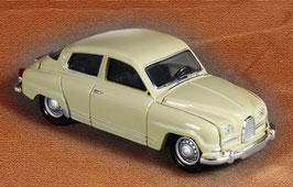 Saab 96 Saloon Phase I 1960-1963 Savanna beige