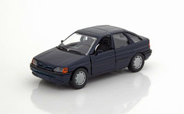 Ford Escort V Ghia Phase I 1990-1992 dunkelblau