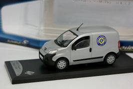 Peugeot Bipper Lieferwagen seit 2008 silber met.