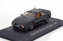 Venturi 260 Atlantique 1991 schwarz
