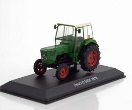 Deutz D 6006 Traktor 1968-1974 grün / rot / weiss