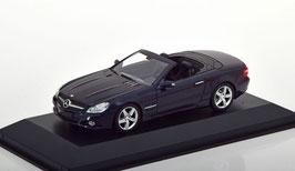 Mercedes-Benz SL-Klasse R230 Phase III 2008-2011 dunkelblau met.