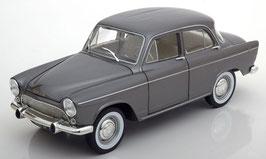 Simca Aronde P60 Monthlery Speciale 1961-1963 grau met.