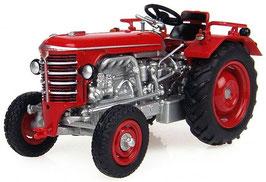 Hürlimann D70 Traktor 1962 rot