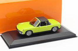 VW Porsche 914/4 1969-1976 hellgrün /schwarz