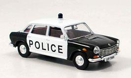 Austin 1800 1964-1975 Police schwarz / weiss