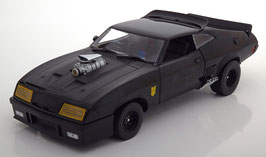 "Ford Falcon XB 1973 V8 Interceptor ""Film Mad Max 1979"" matt-schwarz"