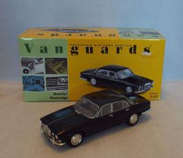Daimler Sovereign Series I 1969-1973 dunkelblau