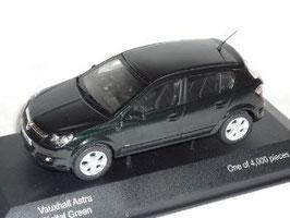 Vauxhall / Opel Astra H 2004-2010 Digital Green met.