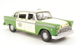 Checker Cab A11 TAXI Chicago 1963-1982 grün / beige