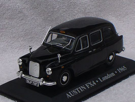 Austin FX4 1959-1984 TAXI London schwarz