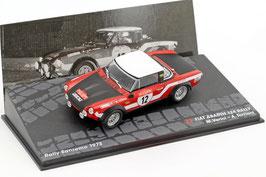Fiat Abarth 124 Spider #12 Rallye San Remo 1973 Verini / Torriani