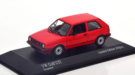 VW Golf II GTI Phase I 1984-1987 rot