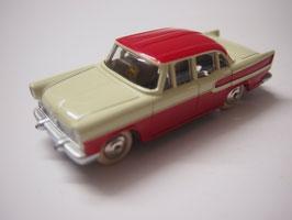 Simca Vedette Chambord 1957-1961 creme / rot