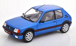 Peugeot 205 GTI 1.9 Phase I 1986-1990 blau met.