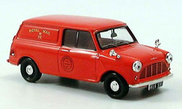 "Morris Mini Van 1965 ""Royal Mail"" rot"