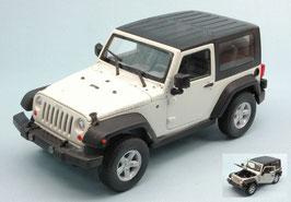 Jeep Wrangler seit 2007 weiss / schwarz