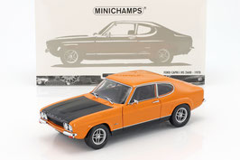 Ford Capri RS 2600 1970 orange / matt-schwarz