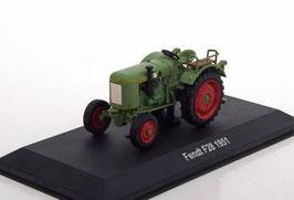 Fendt F28 Traktor 1951-1958 grün / rot