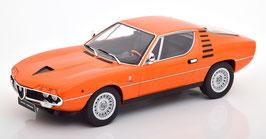 Alfa Romeo Montreal 1970-1977 orange