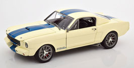 Ford Mustang Shelby GT350R Street Fighter 1967 weiss / blau