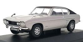 Ford Capri MK I 3000E Phase I 1969-1972 Fox Silver met. / matt-schwarz