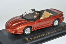 Pontiac Firebird Trans Am IV Convertible Phase II 1998-2002 Sunset orange met.
