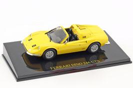 Ferrari Dino 246 GTS 1969-1974 gelb