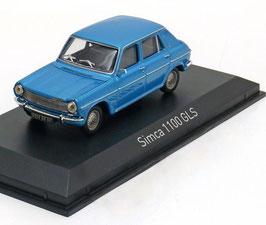 Simca 1100 GLS Phase I 1967-1975 blau met.