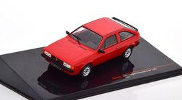 VW Scirocco II GT / GTi 1981-1992 rot / schwarz