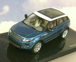 Range Rover Evoque I 2011-2018 blau met. / weiss