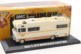 "Winnebago Chieftain Wohnmobil 1973 beige orange ""TV-Serie The Walking Dead"""