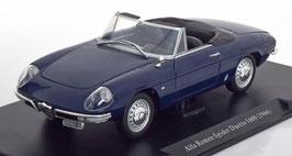 Alfa Romeo Spider Duetto 1600 1966-1969 dunkelblau