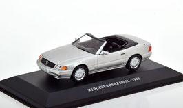 Mercedes-Benz 500 SL R109 Phase I 1989-1993 silber met.