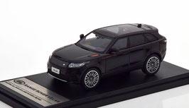Range Rover Velar First Edition seit 2017 schwarz 1:43 von LCD Models