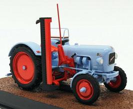 Eicher EM 200 Tiger Traktor 1959-1962 hellblau / rot